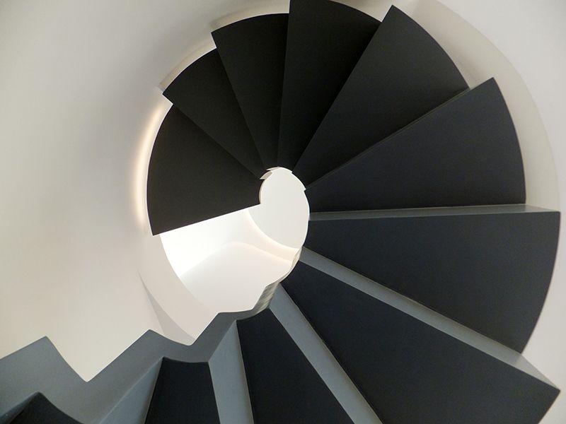 Escalera Formex Spiral